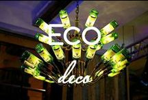 Eco Deco / Eco design objects