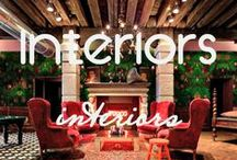 Interiors Interiors / What inspires me on interior design
