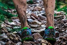 Trail Running / Trail running tips, shoes, and pretty pictures that make me want to go outside and get dirty! / by Angela @ Eat Spin Run Repeat
