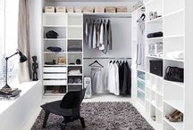 Wardrobes & Storage / by Jodie Lynes