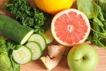 Juice Recipes / A collection of juices to cleanse, hydrate, invigorate, and make you feel awesome.
