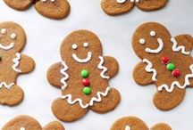 Christmas Cookie Recipes / The best Christmas cookies!
