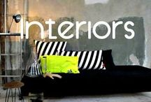 Interiors / What inspires me on interior design