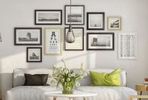 Wall Displays / How to hang up your photographs