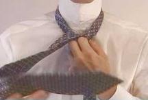 Cum faci nodul de la cravata / http://bit.ly/WDFIXI