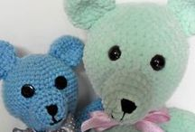 Crochet - Teddy bears & Co.