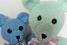 Crochet - Teddy bears & Co.