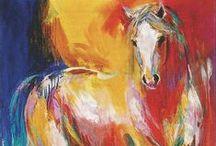 CaballeArte / Todo el arte en torno a los caballos, su representación, la pasión por la equitación, etc.