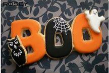 Halloween Cookies / by Debra Lynn