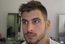 Men's haircut by Thalassinos Coiffure / Men's haircut 2014