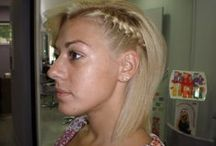 Styling for Short Hair by Thalassinos Coiffure / Styling for Short Hair