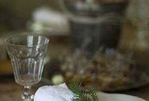 All things Christmassy / Christmas styling for your home. Scandinavian, vintage