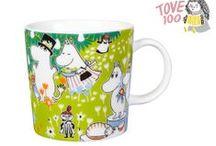 Lovely Moomin mugs