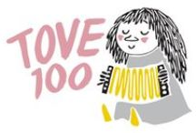 Tove Jansson 100th anniversary in 2014