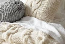 pletení, háčkování a plstění