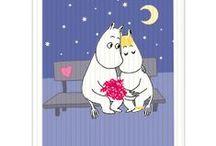 Totally random Moomin stuff / … but lovely!