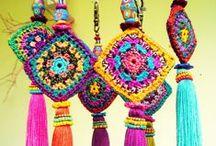 CrochetArte / Tejidos a crochet