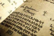 Elder Futhark Runes / all things runic magic
