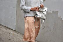 outfits. / Die besten Outfits, Streetstyles und Inspirationen von Fashionbloggern!