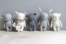 { bears . & . bunnies }