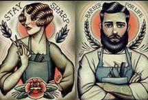 hair salons &  barber shops