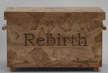 REBIRTH  SERIES 2000 / Rebirth.  www.fryderykdanielczyk.com www.artandlaw.pl