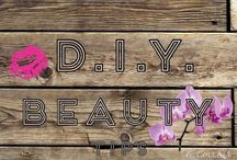 //✦D.I.Y. Beauty.Tips.✦\\ / Why let someone else do it when you can do it yourself