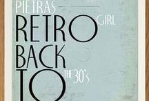 RETRO GIRL / www.fryderykdanielczyk.com