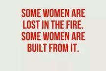 """Synergies féminines / Tableau d'inspiration de l'article """"Synergies féminines"""". C'est la première fois que j'écrivais un communiqué de presse qui ne parle pas de quelqu'un d'autre. La première interview à laquelle j'allais répondre, parler du programme de coaching. Quelle étrange sensation : partager son propre projet, parler de soi. Je n'ai pas pu m'empêcher pourtant de parler d'Elles, mes manageuses énergiques, mon équipe indépendante."""