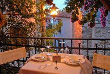 Nice restaurants :)