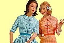 The 60's fashion