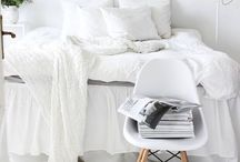 Home & living / White home styles Home decor Scandinavian style homes Romantic and rustic
