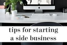 Entrepreneurship & Business / Tips for entrepreneurs, start-ups, small business owners and anyone wanting to start something!