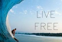 Freedom Quotes / Quotes about living life to the fullest, designing your life and being free.
