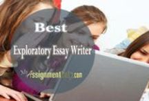 Types of Essays / MyAssignmenthelp.com makes sure that students want to get everything under one roof. We provide every type of essay writing help to relieve the students from the stress of academic writing.
