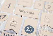 { countdown . to . christmas } / lovely ideas for advent calendars . super sweet ways to countdown those days until christmas . DIY's . & . printables .