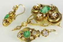 Ekskluzywna biżuteria antykwaryczna