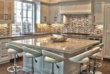Kitchen Inspirations / You will find there everything regarding kitchen and how to organize it.