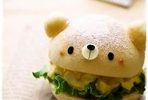 { little bites . for . little ones } / super cUte sandwiches . beautiful bento boxes . making food fun .