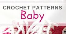 Crochet for babies / Here you can find the most beautiful crochet patterns and projects for babies. Use this board as a source of inspiration for your next crochet project. Wilmade.com