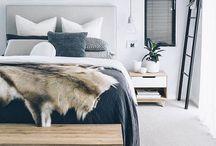 Bedroom decor + Ideas