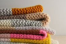 { missSmith . knitting } / Ideas for knit stitches, knitted things, knitting patterns, trims and embellishments