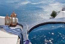 Greece & Mediterranean Style / Interiors   Resorts   Villa's   Landscapes