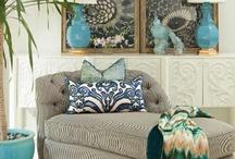 Living Room Interiors & Decor