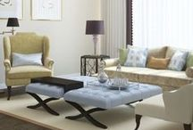 Staging Your Home / These home staging ideas will help your house look appealing and and welcoming yo potential buyers.