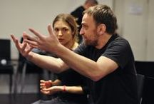 Act French / Pictures from our rehearsal room.
