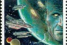 Fantascienza, fantasy e literatura fantàstica. / La fantascienza, malgrado solitamente tratti del futuro, non può fare a meno di essere ben radicata nel suo presente . I. Asimov