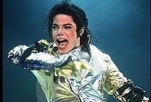 Michael Jackson / by Rae Bowman