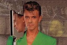 David Bowie / David Bowie  / by Rae Bowman