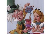 Alice in Wonderland / Alice in Wonderland  / by Rae Bowman